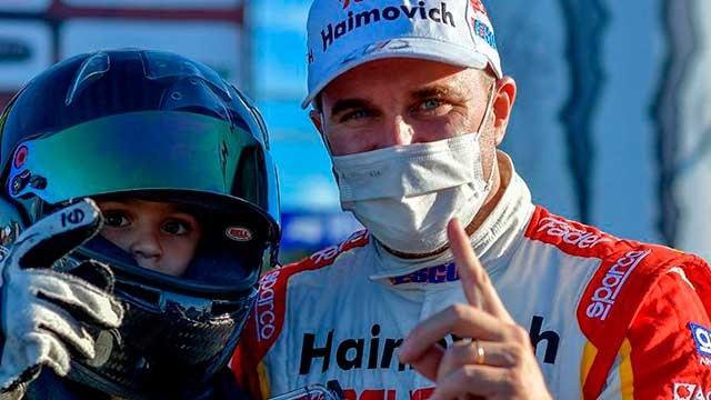 Mariano Werner se quedó con la clasificación del TC en Paraná