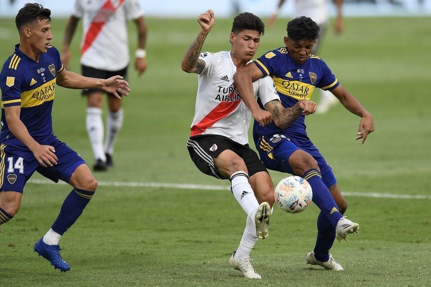 Boca - River: cuándo y dónde se juega el Superclásico por los cuartos de final de la Copa de la Liga