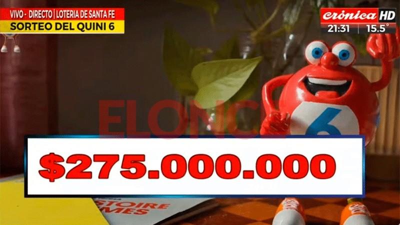 Pozos gigantes del Quini 6, vacantes: 63 apostadores ganaron más de $135.000