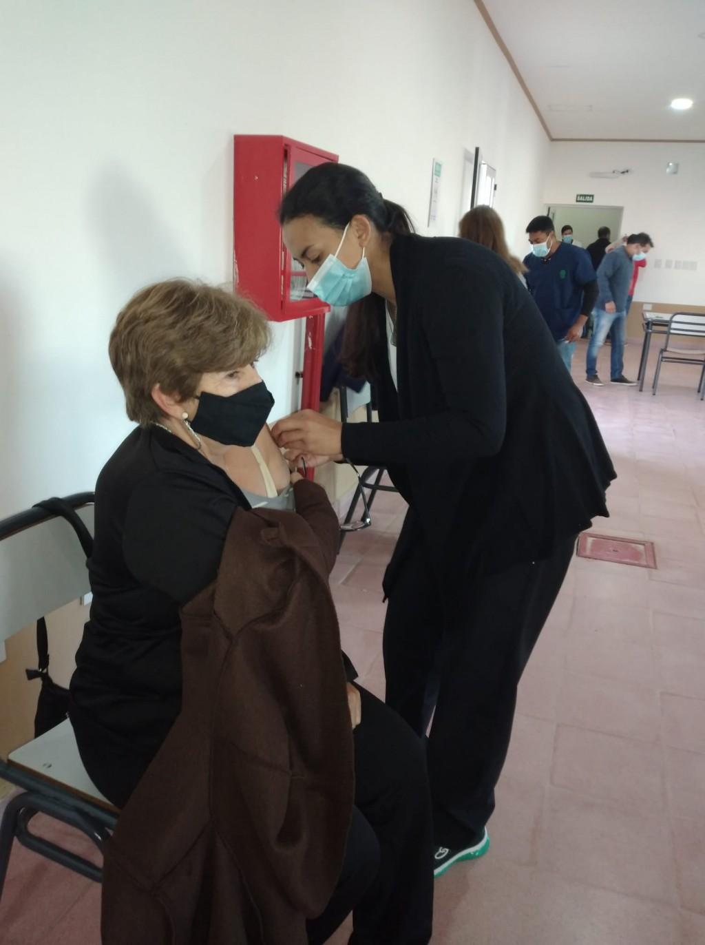 Federal : Vacunación Antigripal.  Mayores de 65 y factores de Riesgo.