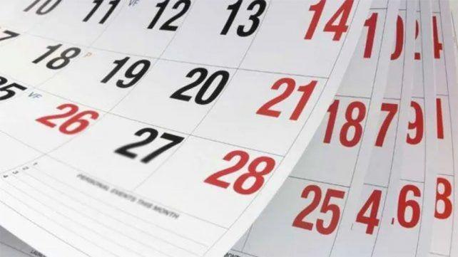 El lunes 24 de mayo ¿será feriado puente?