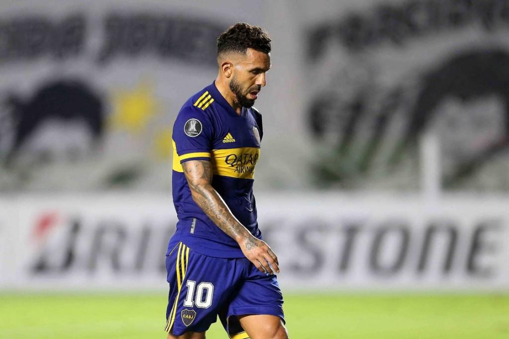 Boca perdió 1-0 ante Santos en Brasil y se complica en la Copa Libertadores