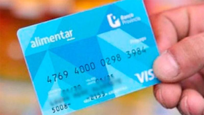 Quienes reciben la tarjeta Alimentar tendrán beneficios del Banco Nación