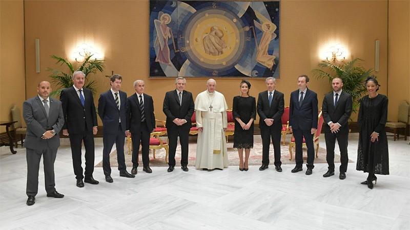 El Vaticano destacó las