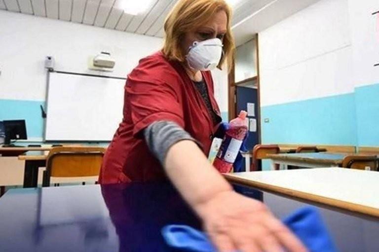 Se detectaron 2216 casos positivos de coronavirus en escuelas entrerrianas
