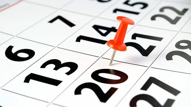 Tras la suspensión del feriado del 24 de mayo, cómo queda el calendario de 2021