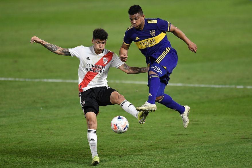 Boca venció a River por penales, rompió una racha maléfica y avanzó a las semifinales de la Copa de la Liga