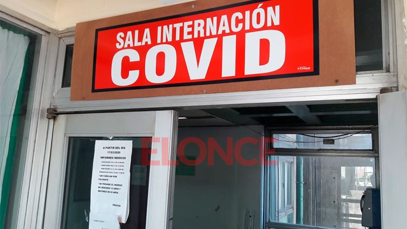 Leve baja de casos de coronavirus en la provincia: reportaron 465 positivos
