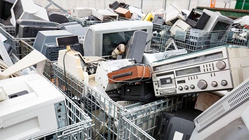 En Argentina se generan 500.000 toneladas de residuos electrónicos al año