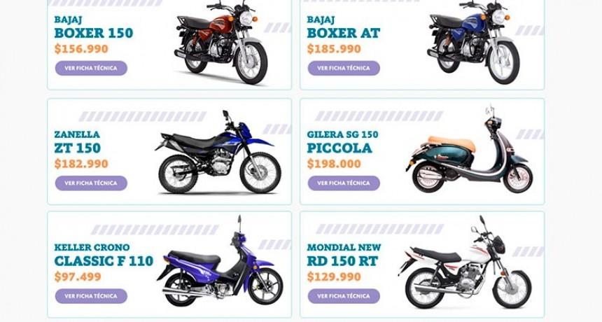 Otorgan nuevos créditos para la compra de motos de fabricación nacional