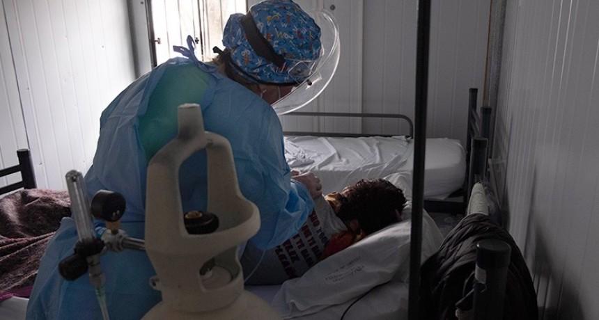 Registraron 601 muertes en el país y 27.363 contagios en las últimas 24 horas
