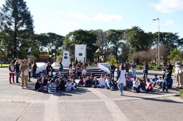 Jornada de Integración Despertando solidaridad y amor por una ciudad más inclusiva