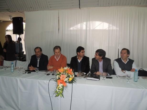 En Chajarí se reunió la Liga de Intendentes Justicialista