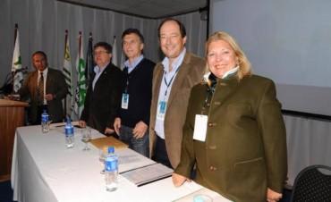 Congreso de C.R.A. en Gualeguaychú