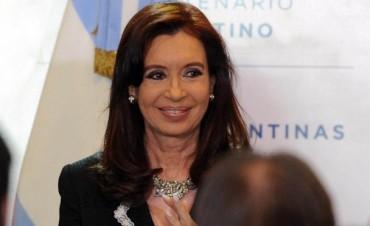"""Cristina: """"Con el acuerdo con el Club de París se desarticuló el argumento de los fondos buitre"""""""