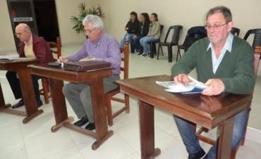 Extensa sesión en el Concejo Deliberante.