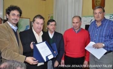 El consorcio de viviendas rurales del Departamento Federal recibió tres millones de pesos