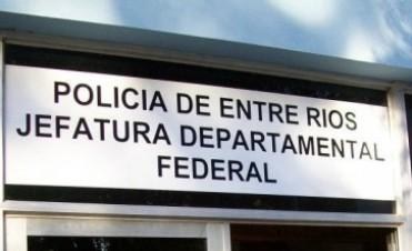 Suicidio en Colonia Santa Lucía