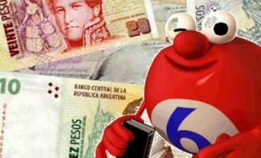 Un apostador de Concepción del Uruguay ganó casi 3 millones de pesos en el Quini