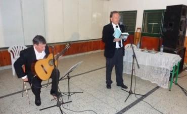 Roberto Romani presentó su nuevo libro