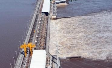 Crece el río Uruguay, informe de la CTM