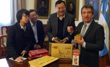 Sergio Urribarri, a punto de cerrar el acuerdo con China por los acueductos