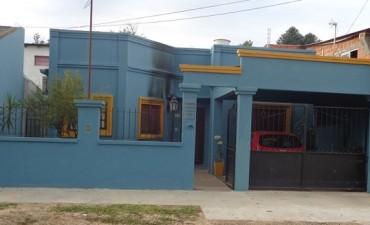 Fue detenido el supuesto autor del atentado contra la vivienda del Intendente de Federal