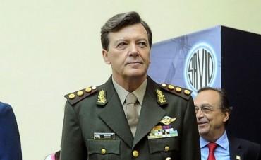 El General César Milani pidió su pase a retiro