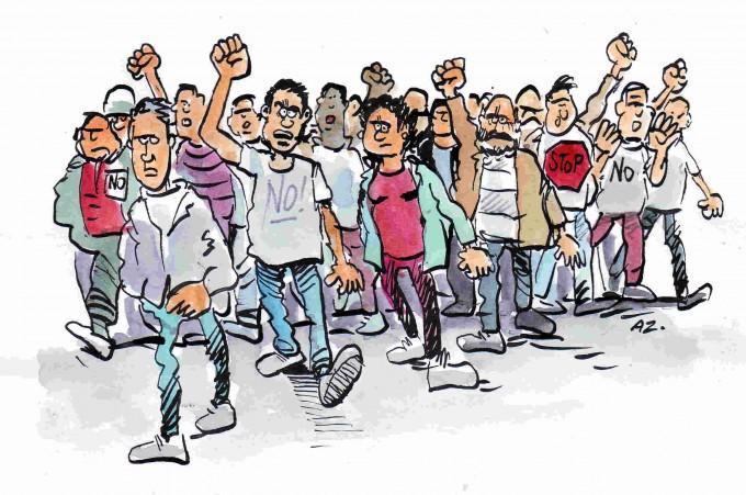 ¿El derecho a declarar una huelga le corresponde sólo a los sindicatos?
