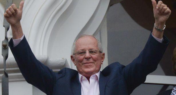 Kuczynski es el nuevo presidente de Perú