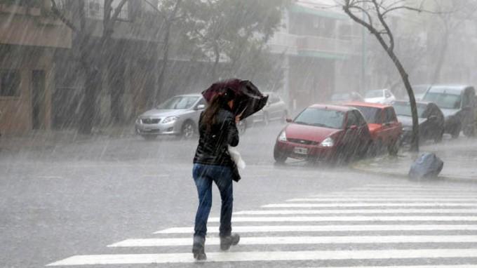 Las lluvias llegan en el fin de semana