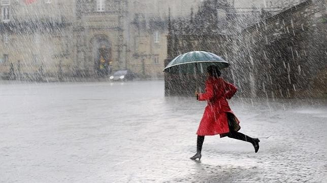 Continuarán las lluvias durante el comienzo de semana en la región