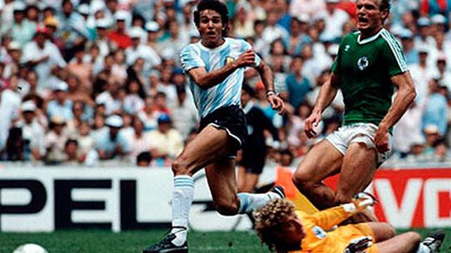 A 30 años: Argentina se consagraba campeona del mundo en México