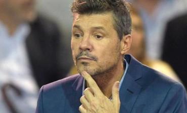 Marcelo Tinelli renunció a su candidatura a Presidente de AFA