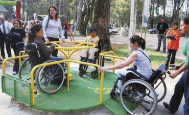 Convocatoria de proyectos inclusivos para Personas con Dsicapacidad