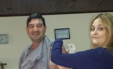 Vacunación antigripal y anteojos para afiliados del Circulo Policial.