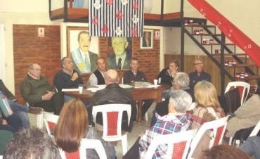 Se desarrollo Encuentro Regional del Radicalismo en Federal