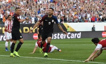 Paraguay cayó ante Estados Unidos y se despidió de la Copa América