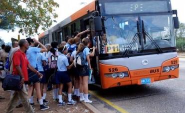 Proponen reducir en un 50% el costo de pasajes para estudiantes y docentes de la provincia
