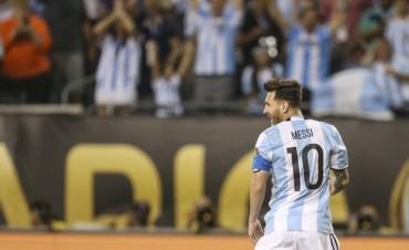 Los 53 de Messi, que está a uno de alcanzar el récord de Batistuta en la Selección