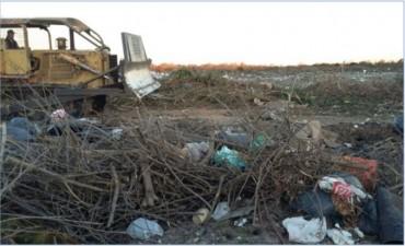 2 etapa del Plan de Saneamiento y Recuperación  del Basural a cielo abierto