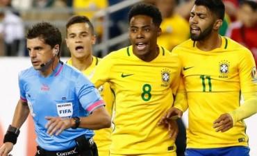 Brasil perdió con Perú y quedó eliminado de la Copa América