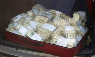 Más de u$s 8 millones en el convento: Investigan si hay más dinero enterrado