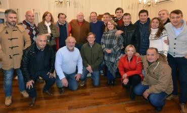 Bordet hizo el balance de sus seis meses de gobierno con sus diputados