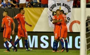 Copa América: Chile le ganó a Panamá y jugará ante México en cuartos
