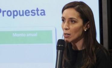 María Eugenia Vidal echó al jefe de custodia de la gobernación tras un confuso episodio en su despacho