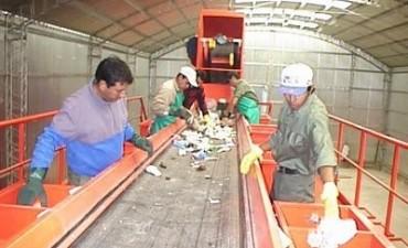 Como sera el nuevo proceso de comercialización de los residuos recuperados en la Planta de Tratamiento