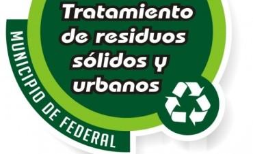 Recolección de residuos normal en los Feriados del 17 y 20