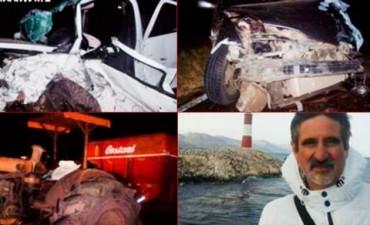 Murió excandidato a intendente entrerriano en un violentísimo accidente