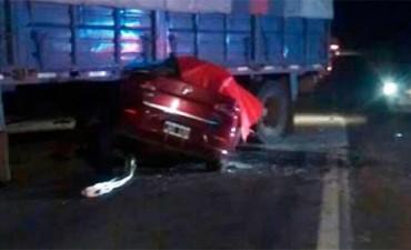 Camionero entrerriano protagonizó tragedia vial en Córdoba: Cuatro muertos